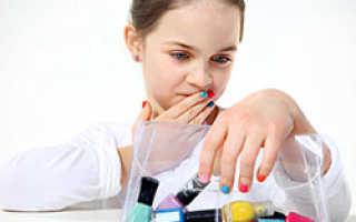Детский маникюр: как правильно сделать детский маникюр