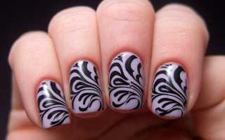 Маникюр на коротких ногтях: фото, уход за короткими ногтями
