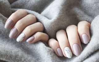 Мраморный дизайн ногтей: 50+ идей для вдохновения