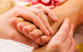 Массаж ног при педикюре — польза и пошаговая инструкция