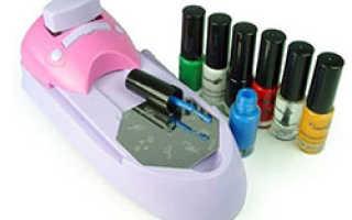 Стемпинг для ногтей: как пользоваться стемпингом для дизайна ногтей