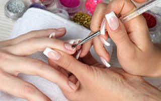Наращивание ногтей: 50 фото, как сделать наращивание ногтей