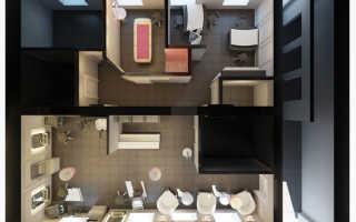 Идеи дизайна интерьера салона красоты