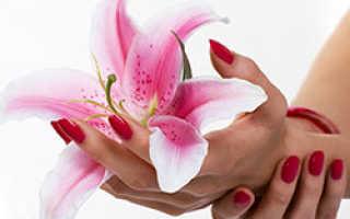 Преимущества укрепления ногтей гелем