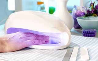 УФ-лампа для ногтей:как выбрать лампу для наращивания ногтей