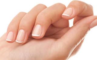 Определение характера по форме ногтей