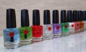 Обзор и опыт использования средств Sophin для ногтей и кутикулы