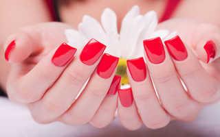 Как отрастить длинные ногти: как быстро отрастить ногти