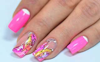 Форма ногтей с фото, как выбрать форму ногтей