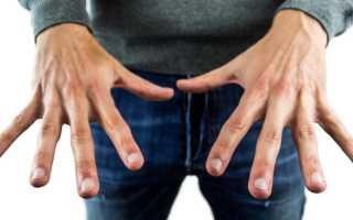 Как правильно делать мужской маникюр