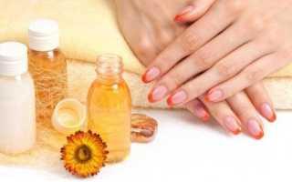 Лекарственные травы для красоты ногтей и кожи