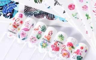 Слайдеры для ногтей — виды, примеры, использование