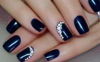 Украшения для ногтей — обзор всех видов