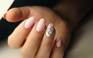 Идеи маникюра, подходящие на овальные ногти