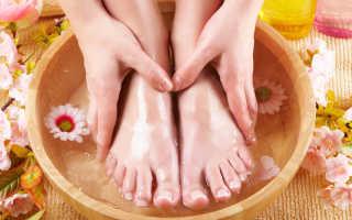 Правила ухода за кожей ног и ногтями летом