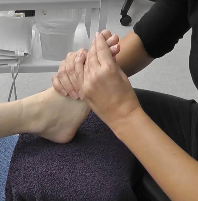Техники направленного воздействия при массаже