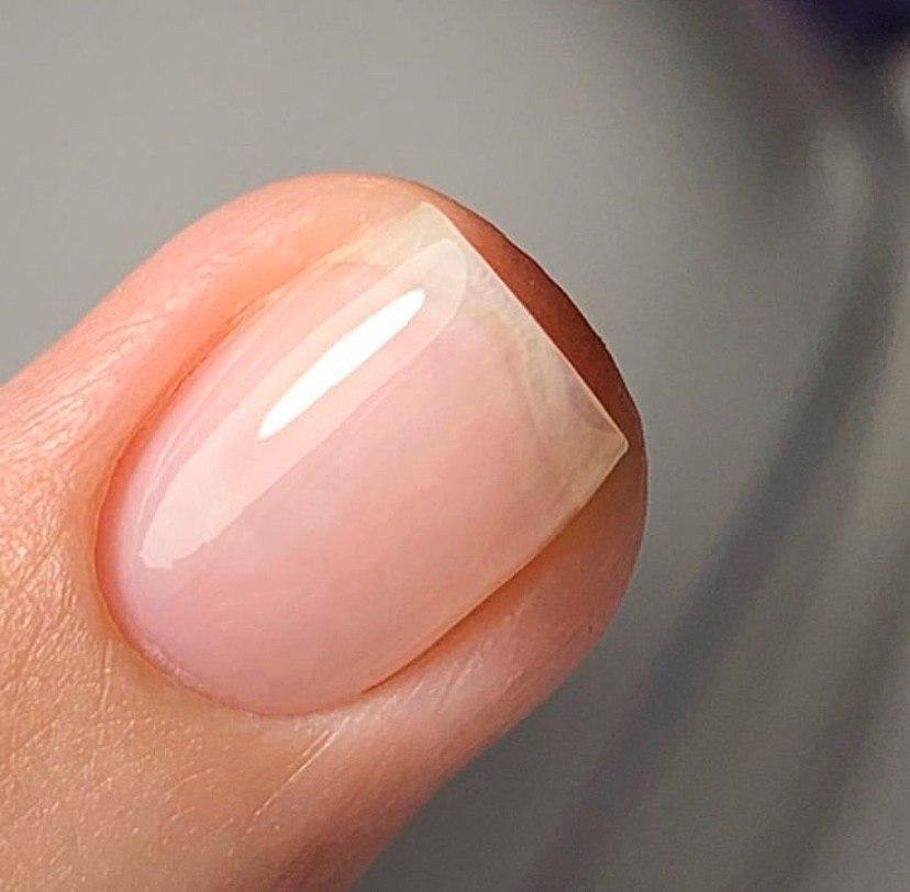 Каучуковая база выравнивание ногтевой пластины