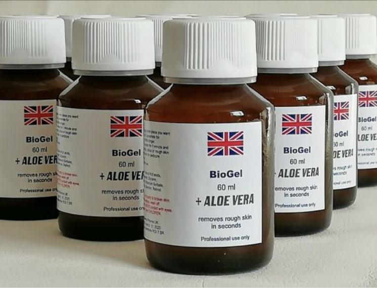 Пример раствора для кислотного пилинга