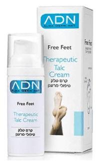 Крем-тальк для ежедневного ухода за ногами