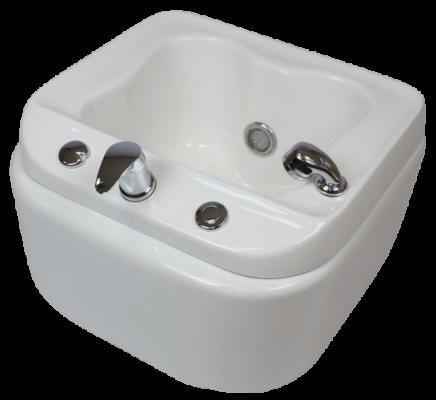 Акриловая педикюрная ванна