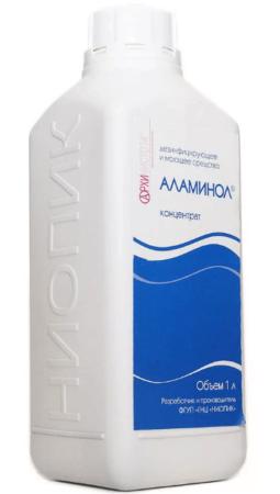 Средство для уборки Аламинол