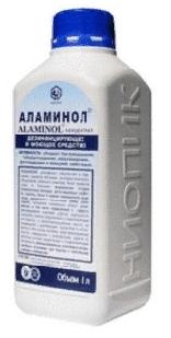 Средство Аламинол