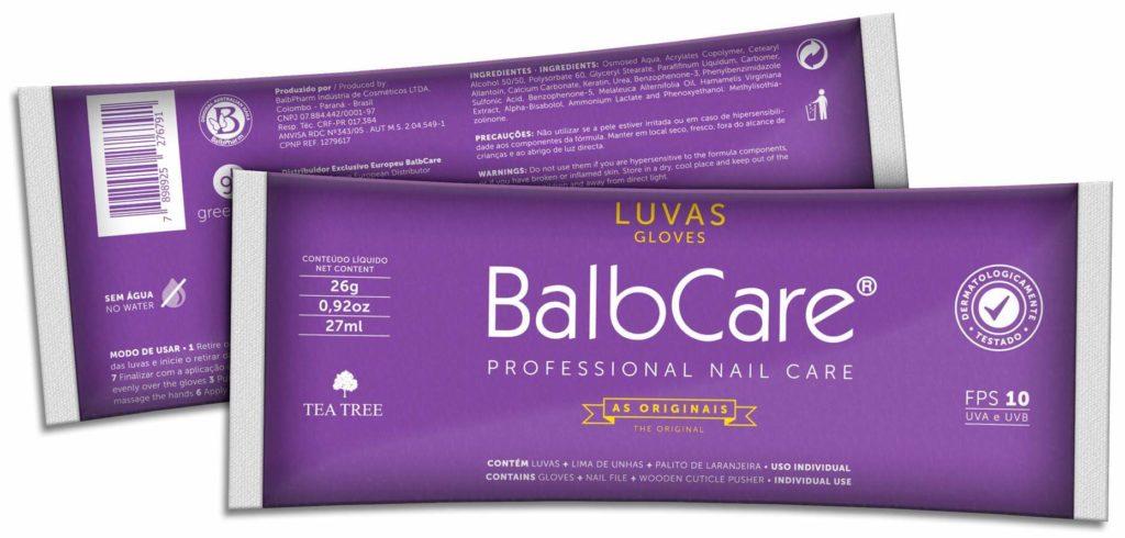Набор BalbCare для бразильского маникюра
