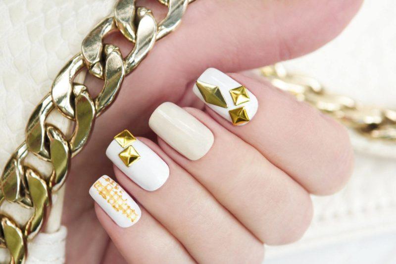 Биндисы для дизайна ногтей