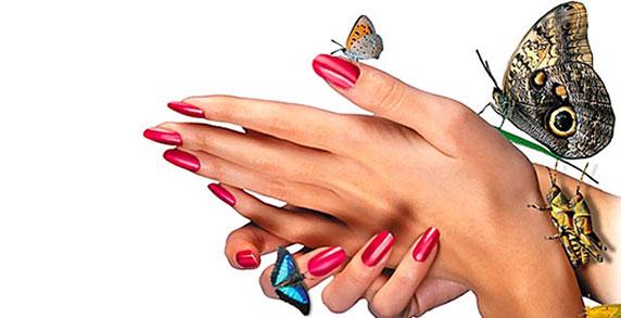 Как удалить биогель с ногтей