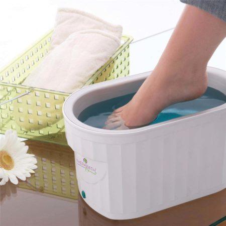 Большая ванночка для парафинотерапии