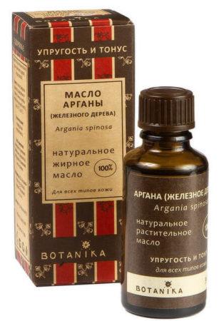 Аргановое масло Ботаника