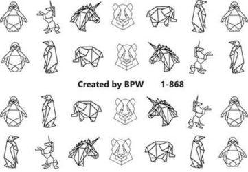 Единичные рисунки BPW.Style