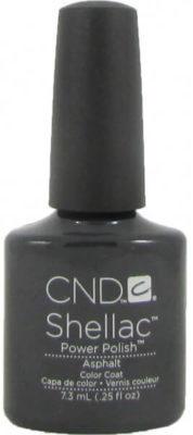 CND, оттенок 531 «Asphalt»
