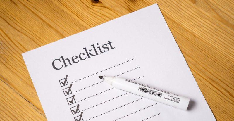 Проверка качества: чек-лист для владельца