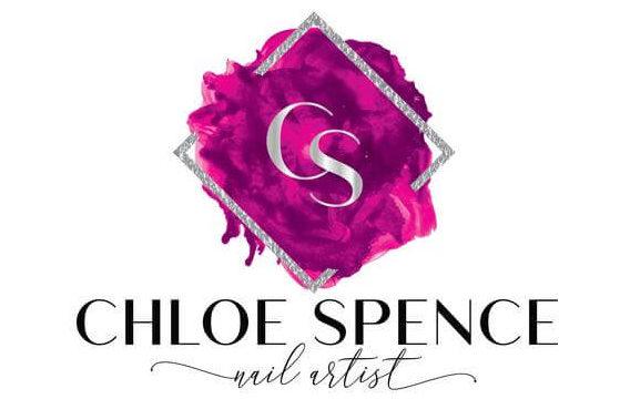 Логотип салона красоты Хлое Спенс