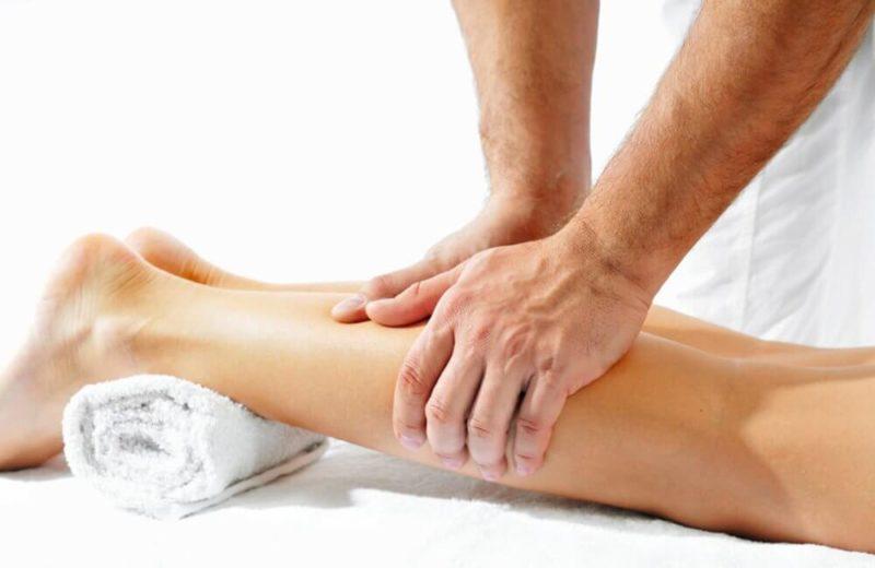 Что дает массаж ног