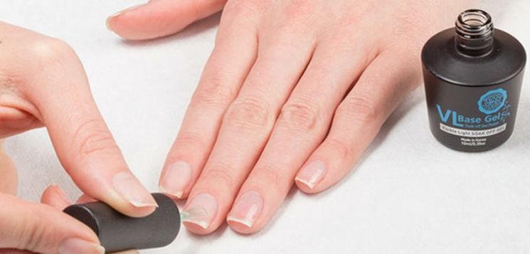 Что значит кислотная и бескислотная база для ногтей