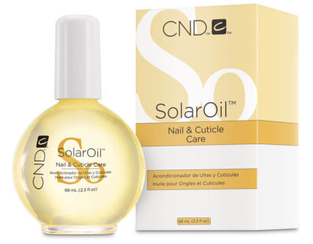 CND, Средство Solar Oil