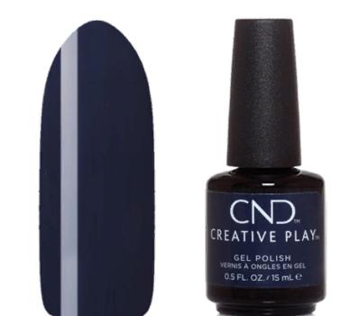 CND, №435. Классический темно-синий