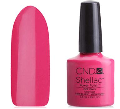 CND, оттенок Pink Bikini