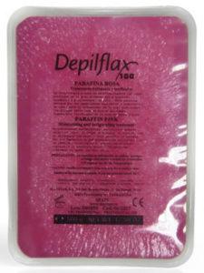 Depilflax характеристики парафина для горячей парафинотерапии