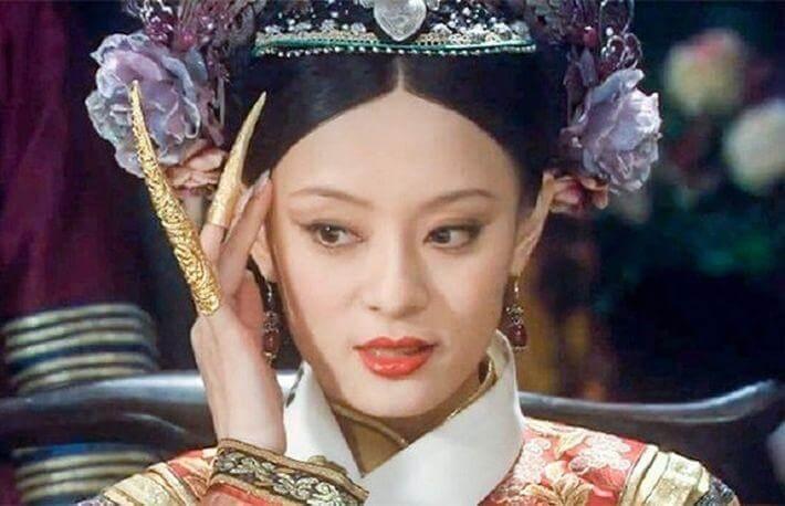 Маникюр в Древнем Китае