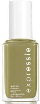 Оливковый лак от Essie, тон «Precious cargo-go!»