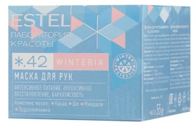 Estel Winteria – маска для интенсивного питания кожи рук
