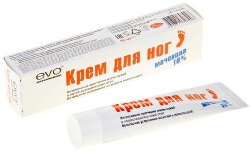 Evo Крем для ног с мочевиной 10%