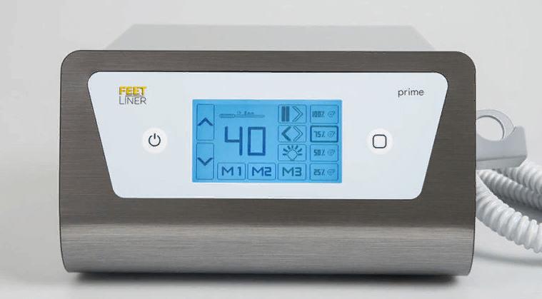 FeetLiner Prime описание аппарата и характеристики