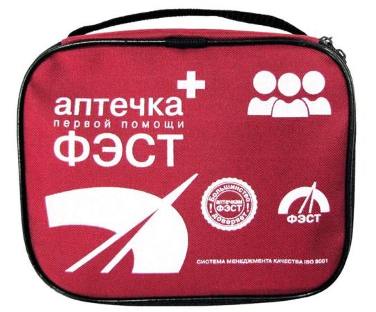 Аптечка ФЭСТ для работников