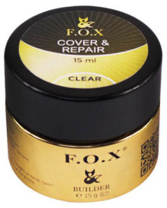 Fox Cover Repair для ламинирования ногтей описание