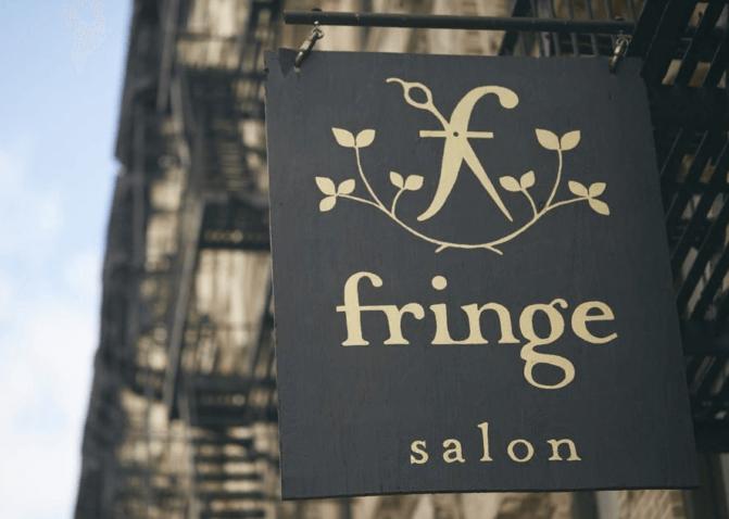 Салон красоты Fringe