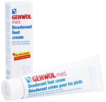 Крем-дезодорант от Gehwol